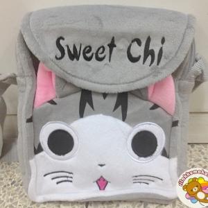 กระเป๋าสะพายข้าง ลาย จี้จัง Chi's Sweet Home ขนาด 9x7x3นิ้ว