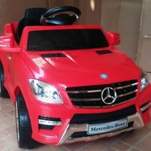 รถแบตเตอรี่เด็ก Benz ML350 สำหรับคนรักดาวสามแฉก