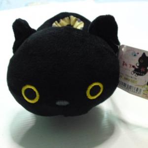 ที่วางโทรศัพท์ ลายแมวดำ Kutsushita