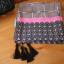 พร้อมส่งค่ะ Super fine Authentic ANNE KLEIN scarf new with original tag thumbnail 1