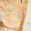 กางเกงแฟชั่นสี่ส่วนลายกราฟฟิกโทนสีชมพูไซส์M thumbnail 7