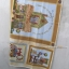 A Quilter's Home Panel Tan/Blue thumbnail 2