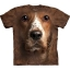 Big Face Dog Welsh Springer Spaniel T-shirts thumbnail 1