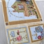 A Quilter's Home Panel Tan/Blue thumbnail 1