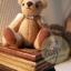 ตุ๊กตาหมีผ้าขูดขนสีโอวัลติน ขนาด 7 cm. - Getty thumbnail 6