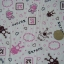 ผ้าคอตต้อนลายกบสีชมพู thumbnail 3