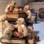 ตุ๊กตาหมีผ้าขูดขนสีโอวัลติน ขนาด 7 cm. - Getty thumbnail 2