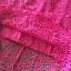 (Pink-rose)ชุดเดรสผ้าลูกไม้ถักทอทั้งชุด สีชมพูบานเย็น pink แต่งมุขด้านหน้าสลับเพชรเล็ก วิ๊งวิ๊ง thumbnail 7