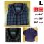 เสื้อเชิ้ตลายสก๊อต เสื้อเชิ้ตUNIQLO Size L thumbnail 1