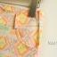 กางเกงแฟชั่นสี่ส่วนลายกราฟฟิกโทนสีชมพูไซส์M thumbnail 6
