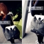 กระเป๋าแฟชั่นทรงเสื้อสูทสีดำออกแบบเก๋..ม๊ากมากค่ะ thumbnail 4