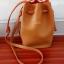 (Pre-order) กระเป๋าเก๋ๆมาอีกแล้วค่ะ Bershka mini leather bucket bag thumbnail 5