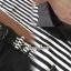 ชุดเซ็ตเซ็ทเสื้อคอปกสีดำ เนื้อผ้าชีฟองลายริ้วขาวดำ thumbnail 5