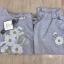 เซทเสื้อ+กางเกงวอร์มงานปักลายดอกไม้ thumbnail 8