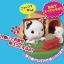 แมวจับหนู Sutakora Cat and Mouse Coin Bank Cat and Mouse Moving Money Box Piggy Bank ของเล่นส่งเสริมนิสัยการออม ขนาดสินค้า 13.9 x 12.4 x 13.9 cm. กระปุกออมสินแมวหนู thumbnail 2