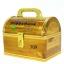 กระปุกถังออมสินแบบกำปั่นสายยูคาดทอง ขนาด 7 นิ้ว thumbnail 9