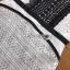 มินิเดรสผ้าลูกไม้สีขาว-ดำตกแต่งระบาย thumbnail 5