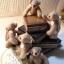 ตุ๊กตาหมีผ้าขูดขนสีโอวัลติน ขนาด 7 cm. - Getty thumbnail 4