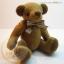ตุ๊กตาหมีผ้าขน cocoa ขนาด 14 cm. - Herbie thumbnail 2
