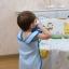 เสื้อคลุมนอน / ชุดคลุมนอน ถุงนอน สำหรับเด็กเล็กเด็กโต แก้ปัญหาเด็กถีบผ้าห่มค่ะ. ใช้ได้ตั้งแต่ 4 เดือน ถึง 4 ปีค่ะ มี 2 สี ฟ้า / ชมพู (ระบุสีที่ต้องการในช่องหมายเหตุตอนสั่งซื้อค่ะ) thumbnail 3