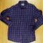เสื้อเชิ้ตลายสก๊อต เสื้อเชิ้ตUNIQLO Size L thumbnail 3