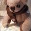 ตุ๊กตาหมีผ้าขูดขนสีโอวัลติน ขนาด 8 cm. - Ever thumbnail 1