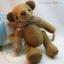 ตุ๊กตาหมีผ้าขน cocoa ขนาด 14 cm. - Herbie thumbnail 5