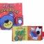 หนังสือฝึกทักษะในชีวิตประจำวันให้กับเด็ก My First Baby Book ยี่ห้อ Softplay หัดรูดซิป ปิดเปิดแบบต่างๆ มีเสียงปิ๊ปๆ ด้วยค่ะ (เหมาะสำหรับ 6 เดือน - 3 ปีค่ะ) ตัดเย็บเองแพงกว่านี้แน่นอน thumbnail 1