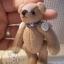 ตุ๊กตาหมีผ้าขูดขนสีโอวัลติน ขนาด 7 cm. - Getty thumbnail 3