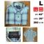 เสื้อเชิ้ตลายสก๊อต เสื้อเชิ้ต UNIQLO Size L thumbnail 1