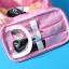 พร้อมส่งค่ะ กระเป๋าเครื่องสำอางค์ Hello Kitty bunny ทรงรี thumbnail 13