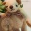 ตุ๊กตาหมีผ้าขนสีครีม ขนาด 8 cm. - Getty thumbnail 2