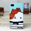 Molang เคสแข็ง iphone4 4s thumbnail 1