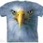 เสื้อยืด3Dสุดแนว(EAGLE FACE T-SHIRT) thumbnail 1