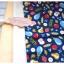 ผ้าcotton สั่งจาก USA 27x45 cm +ผ้าพื้น cotton สีครีมและสีเหลืองหาในพื้นที่ขนาด 27x50cm สั่งหลายจำนวนผ้าต่อกันค่ะไม่ตัดแยกค่ะ