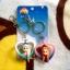 พร้อมส่ง พวงกุญแจ Frozen Elsa&Anna 3 มิติ thumbnail 1