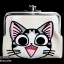 กระเป๋าเหรียญแมวจี้ เป๊าะแป๊ะ thumbnail 1