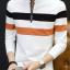 เสื้อแขนยาวคอโปโลแฟชั่นเกาหลีเท่ห์ๆ thumbnail 4
