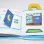 Pockets of Learning : My Quiet Book รุ่นใหม่ล่าสุด สินค้าขายดีใน Ebay เลยค่ะ (ตัดเย็บเองแพงกว่านี้แน่นอนค่ะ งาน BBB ขาย 600 กว่านะคะ มือสองยัง 350 แล้วเลย) สำเนา thumbnail 6