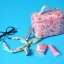 พร้อมส่งค่ะ กระเป๋าเครื่องสำอางค์ Hello Kitty bunny ทรงรี thumbnail 9