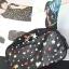 (สินค้าแลกซื้อในราคา 60 บาทค่ะ) Tsumori Chisato Shooting star make up pouch 2 ช่องซิปแบบบรรจุใน original box thumbnail 5
