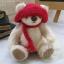 ตุ๊กตาหมีขนสี่ครีมขนาด 15.5 ซม.- DoBear thumbnail 3