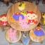 ลายรวมสัตว์น้อยในป่าใหญ่ 1 รุ่นไม่มีพนักพิง โต๊ะ ขนาด 18*20 นิ้ว จำนวน 1 ตัว เก้าอี้ ขนาด 10*10 นิ้ว จำนวน 4 ตัว ผลิตจากไม้จามจุรีแท้ ไม่ใช่ไม้อัด รับน้ำหนักได้ถึง 70 กก. thumbnail 1