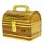 กระปุกถังออมสินแบบกำปั่นสายยูคาดทอง ขนาด 7 นิ้ว thumbnail 6