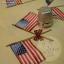 Yankee Doodle Bear U.S.Flag Blue thumbnail 1