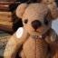 ตุ๊กตาหมีผ้าขูดขนสีโอวัลติน ขนาด 7 cm. - Getty thumbnail 1