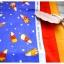 ผ้าcotton สั่งจาก USA 27x45 cm +ผ้าพื้น cotton 3 สี หาในพื้นที่ขนาด 27x50cm สั่งหลายจำนวนผ้าต่อกันค่ะไม่ตัดแยกค่ะ