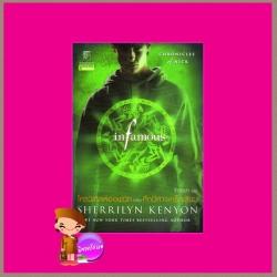 โครนิเคิลส์ออฟนิค ตอน ศึกปีศาจเทร็กเซียน infamous เชอริลีน เคนยอน(Sherrilyn Kenyon) จิตอุษาแก้วกานต์