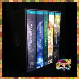 Box set แดน บราวน์ 5 เล่ม