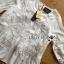 เสื้อผ้าคอตตอนตกแต่งผ้าทูลเลปักลายดอกไม้ตกแต่งชายระบาย ตัวนี้เป็นลุคสาวหวานสไตล์โบฮีเมียนแบบแบรนด์ Chloe เลยค่ะ ป้าย Lady Ribbon thumbnail 8